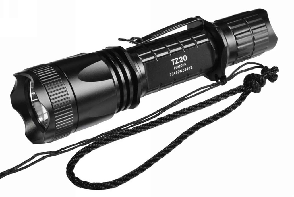TZ20 Platoon CREE XM-L2 U2 LED 840 Lumens Tactical Torch