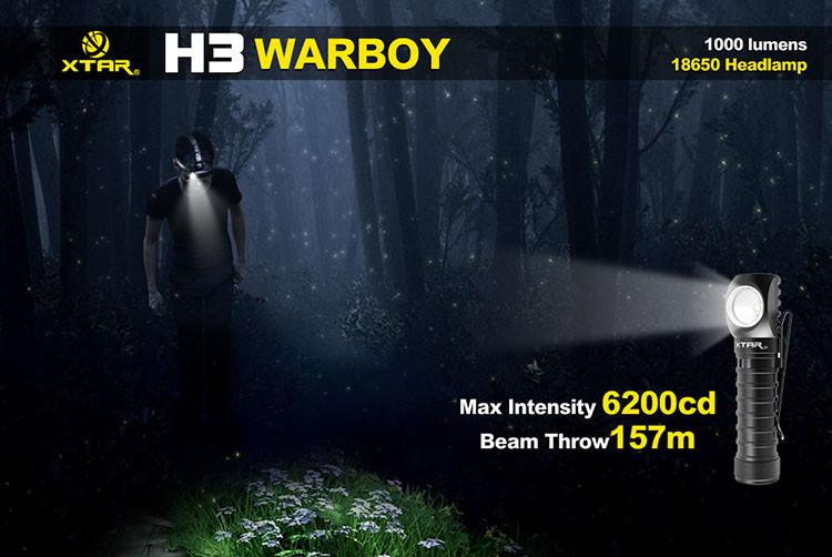 Xtar H3 Warboy Headlamp 10 1024x1024