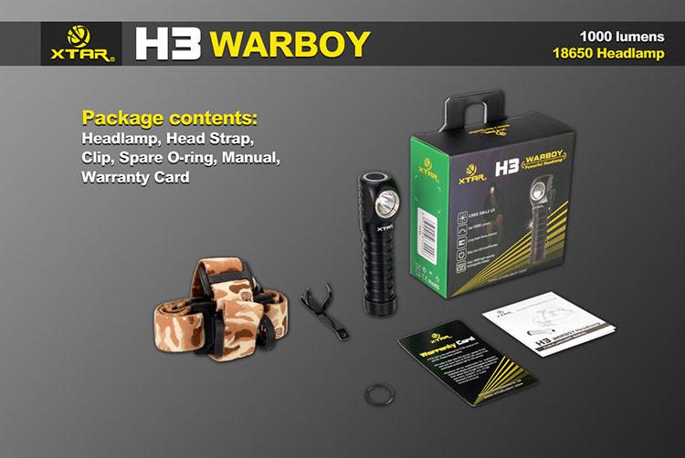 Xtar H3 Warboy Headlamp 13 1024x1024