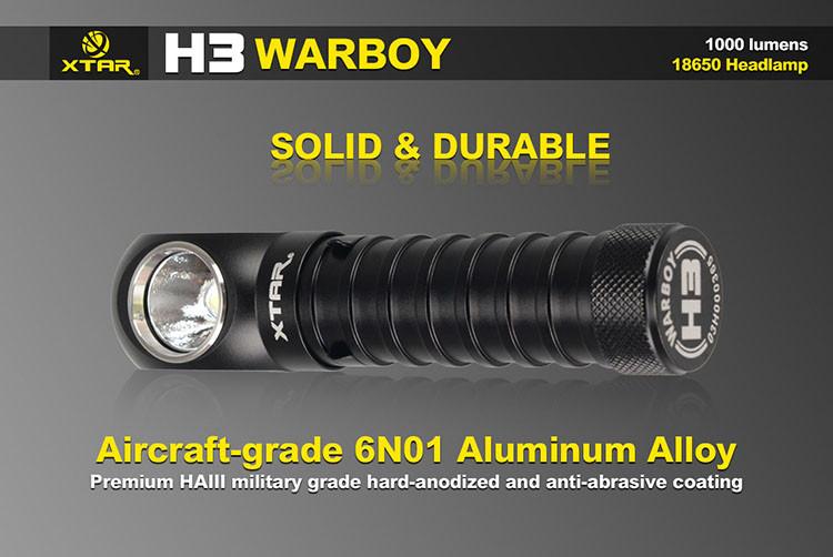 Xtar H3 Warboy Headlamp 7 1024x1024