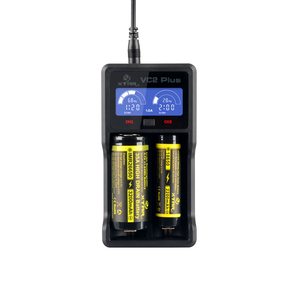 Xtar Vc2 Plus Charger 1 1024x1024