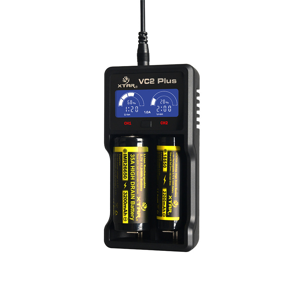 Vc2 Plus Master Charger Xtar Direct Uk Automatic Ni Mh Battery Can Make By Yourself 3 1024x1024